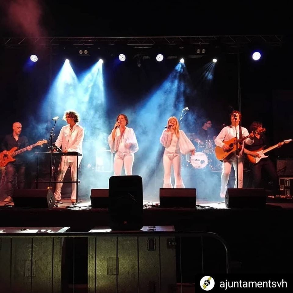 Concert de ABBA The new experience  - TRIBUT A ABBA