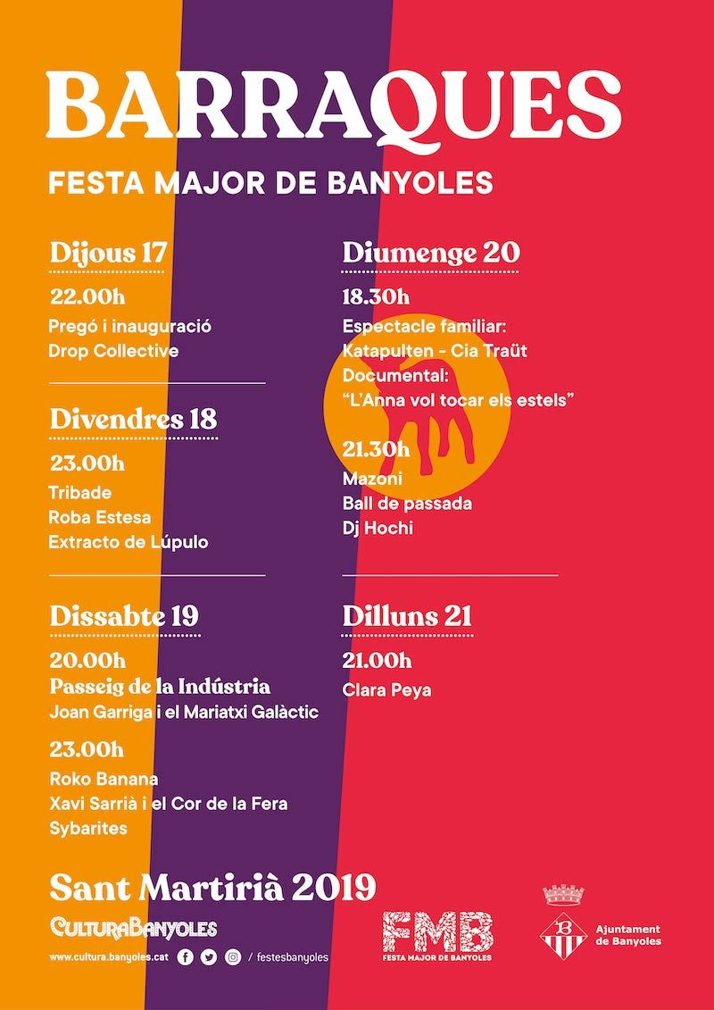 Concert de Drop Collective  - Festa Major de Banyoles