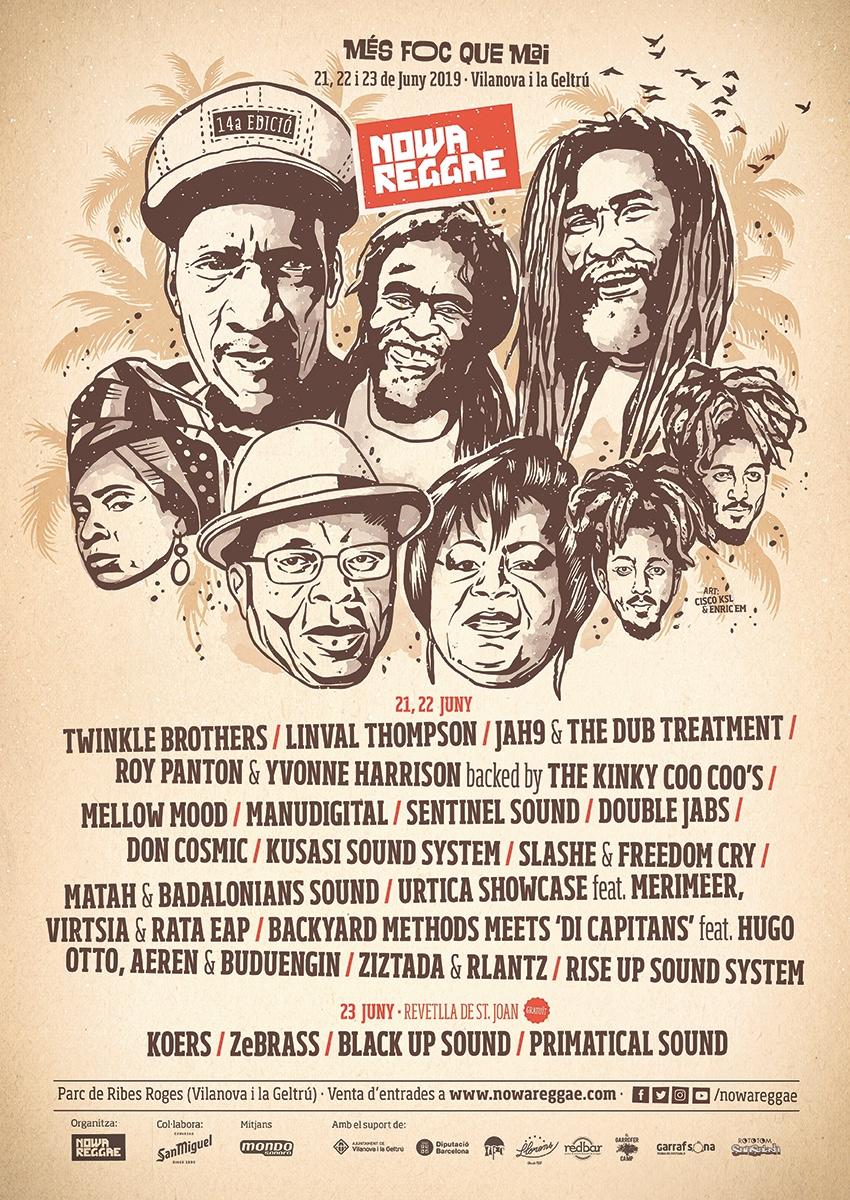 Nowa Reggae 2019